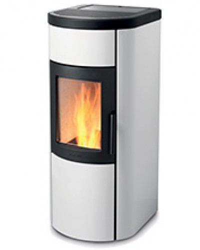 Stove Ravelli Natural 9 Natural Convention - Pellet stove Ventilated