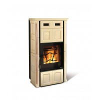 Wood and pellet stoves Nordica 6,4kW Cleo Combi Vogue