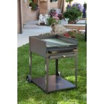 Barbecue da giardino Tranquilli Big a carbone