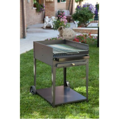 Tranquilli Big charcoal garden barbecue