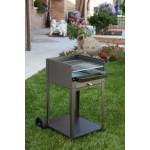 Tranquilli Small charcoal garden barbecue