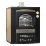 Wood oven indirect cooking Clementi Line Smart recessed FECONINT100