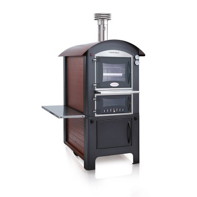 Oven Fontana Fiamma80- Indirect cooking