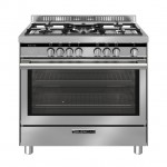 GlemGas kitchen Lo Specialist ST965MI Electric multifunction oven
