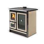 Wood burning cookers Nordica Italy 8 kw