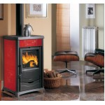 Wood-burning thermoproducts Nordica TermoRossella Plus Evo D.S.A.