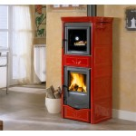 Wood-burning thermoproducts Nordica TermoNicoletta Forno D.S.A.