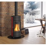 Wood stoves Nordica Helga Evo