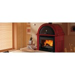 Wood stoves Nordica Falò 2S 9kW