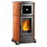 Wood stoves Nordica Cortina Forno 6,5kW
