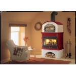 Wood stove Palazzetti INGRID WITH OVEN