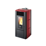 Pellet stoves for central heating Ravelli 9.0 kW Flavia Flow