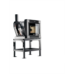 Pellet Fireplace Ravelli 7,5 kW Insert 500 Box