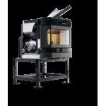 Pellet Fireplace Ravelli 11.0 kW Insert 550 Box