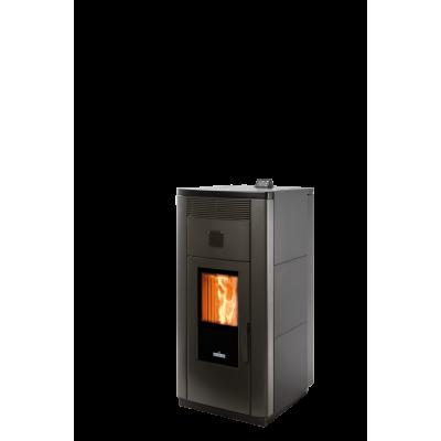 Pellet stove for central heating  Ravelli 21 kW HRV 170 Steel Hydro