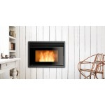 Pellet stoves for central heating Ravelli Insert  Rcv 1000 L
