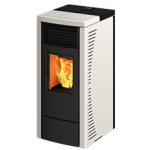 Pellet stove ventilated Air R70