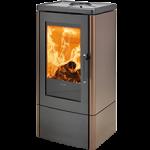 Wood stove Ravelli Alba Steel