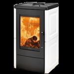 Wood stove Ravelli Lia Steel