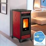 Pellet thermostoves Ravelli HRV 120 COUNTRY Hydro