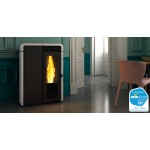 Pellet stoves for central heating Ravelli 10.0 kW Snellina Plus
