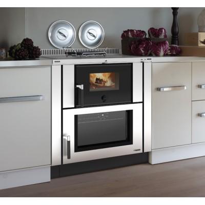 Insertable wood burning cooker Nordica VERONA