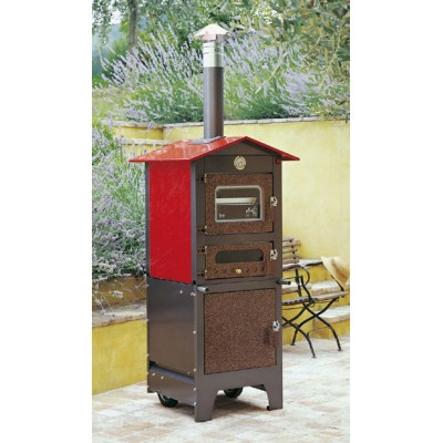 Wood stove Tranquilli Esterno Baby KBE-5043
