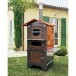 Wood stove Tranquilli Esterno Marte KT-6043 - KT-8043