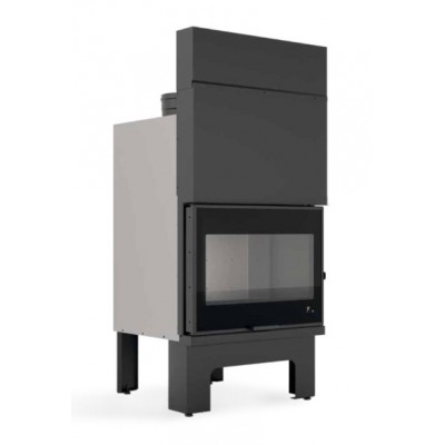 multi-fuel fireplace stove MaticFire 34kw/24kw