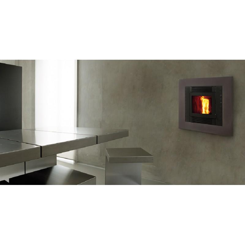 Pellet Fireplace Ravelli 11.0 kW Insert 650 Box, Ravelli,  DND Store - Biancone snc