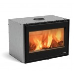 Wood burning insert for fireplaces Nordica 80 WIDE 7,7 Kw