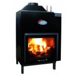 Fireplace Wood Helios 22 kw - iwood 25