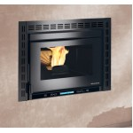 Pellet burning insert Nordica Comfort Plus Crystal