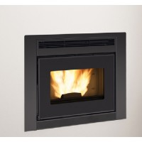 Pellet fireplace stove Nordica Extraflame Comfort Idro L80