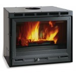 Wood burning inserts Nordica Inserto 70 L Ventilato 9kw