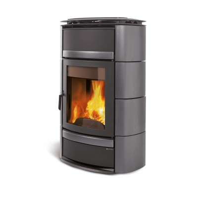 Wood-burning thermoproducts Nordica Norma S Evo Idro D.S.A.
