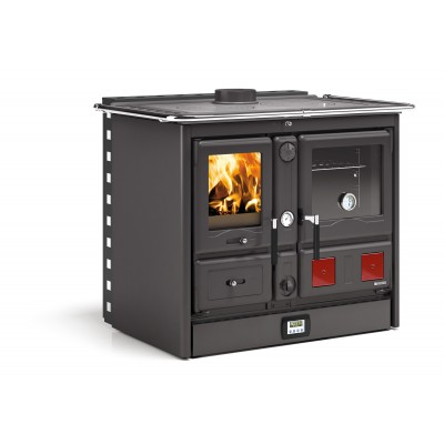 Wood-burning thermoproducts Nordica TermoRosa XXL Ready D.S.A. 2.0 18,4kw