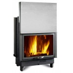 Ffireplace Nordica TermoCamino 800 Piano 25kw