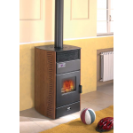 Thermostoves Wood pellet Plurifire 24kw Mdb