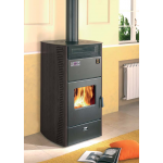 Thermostoves Wood pellet Plurifire 34kw Mdb