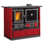 Wood burning cookers Nordica Rosa Maiolica 6,5 kw