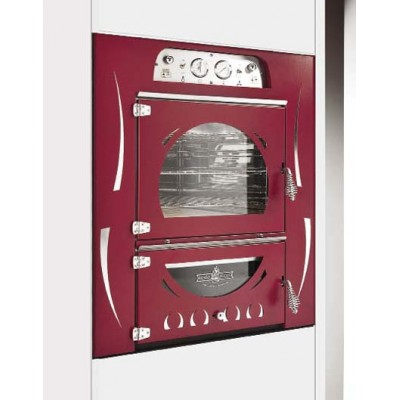Built-in oven Rossofuoco Red i