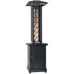 Pyrolytic outdoor heater Rossofuoco RUBINO