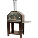 Direct cooking ovens Rossofuoco Campagnolo - a wood