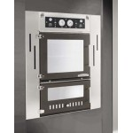 Built-in oven Rossofuoco Steel i