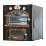 Wood stove Tranquilli da Incasso Giove KIM-6065 / 8065 / 10065