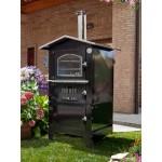 Wood stove Tranquilli Esterno Jolly KJE-6048 / 8048