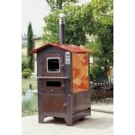 Wood stove Tranquilli Esterno Saturno KTS-8050 KTS-10050